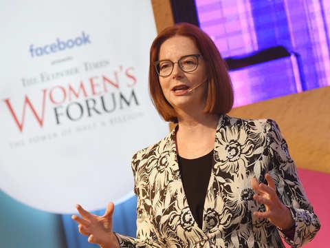 ET Women's Forum: An encouraging family, supportive school helped Julia Gillard nurse PM ambitions