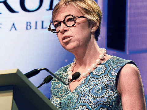 ET Women's Forum: Diversity can help companies innovate better in competitive environment, says Brenda Trenowden