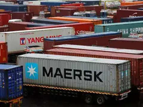 Shipping giant Maersk to start using Ganga waterway from Tuesday