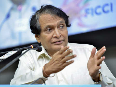 India keen to partner other nations for scalable, affordable communications solutions: Suresh Prabhu