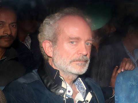 VVIP Chopper case: Delhi Court allows Chirstian Michel to meet his lawyer-friend