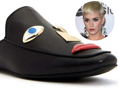 0a5a650b4a2 Katy Perry criticised for racist  blackface  shoes  online retailers pull  designs