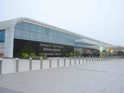 Vijayawada airport now read for wide-body aircraft operations