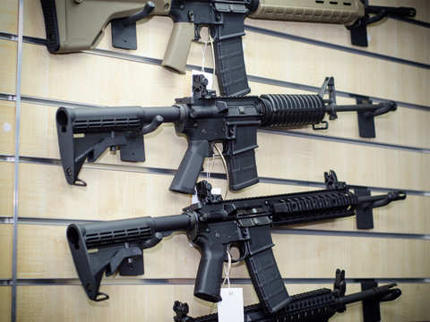 India signs contract with US firm for 72,400 assault rifles