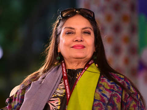 After BJP leader Amit Shah, actress Shabana Azmi is recovering from swine flu