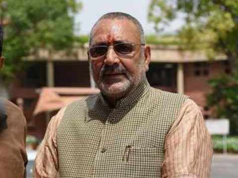 Policy and intent needs to go hand-in-hand for MSME financing: Giriraj Singh