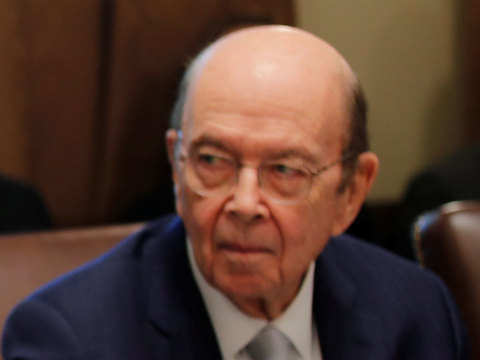 US commerce secretary Wilbur Ross' India visit cancelled on bad weather