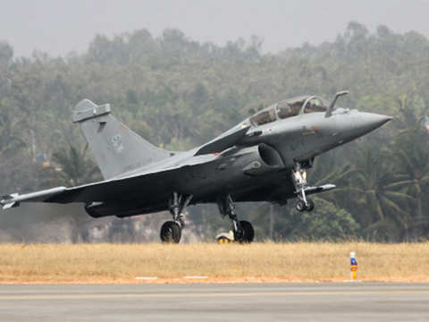 Decoding CAG report on Rafale