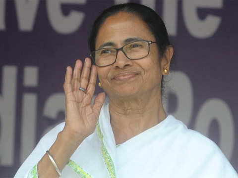 Hitting out at BJP, Mamata Banerjee has message for Congress too