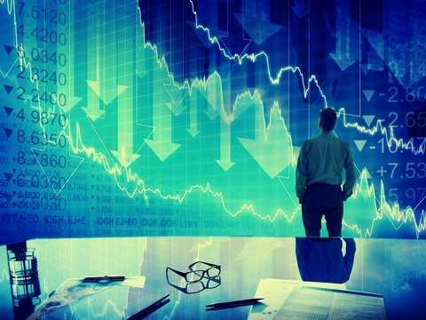 Sensex drops 140 points, Nifty touches 10,750 on weak Asian cues