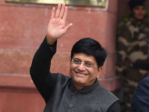 GST relief for realty sector coming: Piyush Goyal