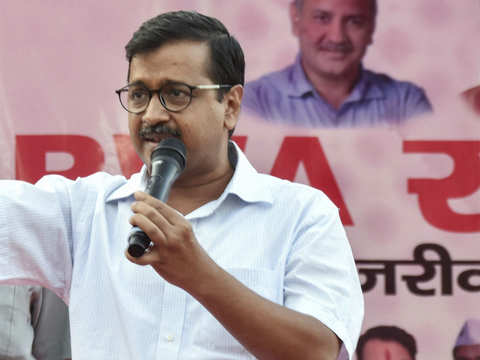 Congress says 'no' to alliance with AAP: Arvind Kejriwal