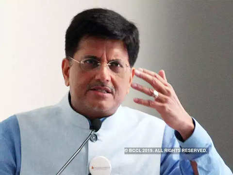 Piyush Goyal meets with AIADMK leaders on alliance, seat-sharing