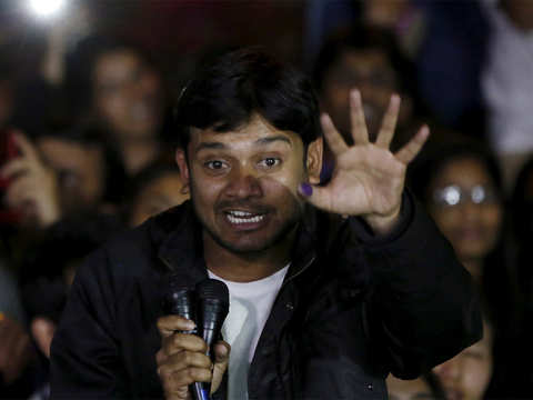 Kanhaiya Kumar's PhD done, he wants to be a professor