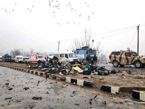 Pulwama terror attack: BJP leaders cancel all political programmes
