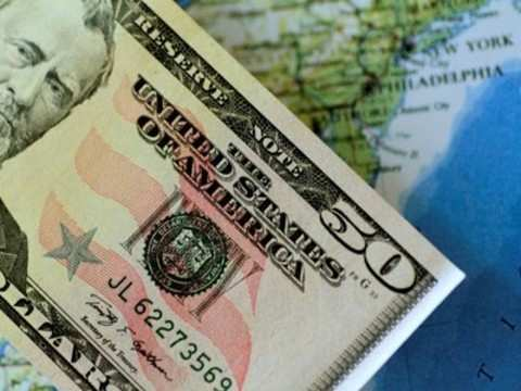Dollar is gaining more power. Stupid, it's not about economy!