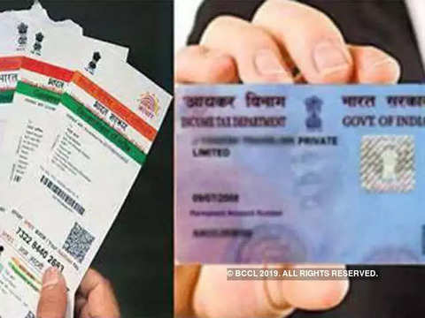 Linking Aadhaar-PAN is mandatory for tax filers; to be completed by March 31: CBDT