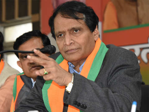 Pulwama attack: India will give befitting reply, says Union Minister Suresh Prabhu