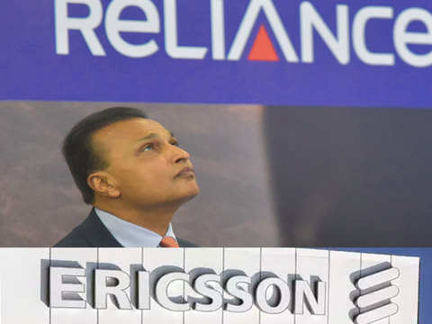 Ericsson won't accept settlement from RCom without SC direction
