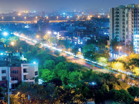 Delhi could be the world's most populous city by 2028. But is it really prepared?