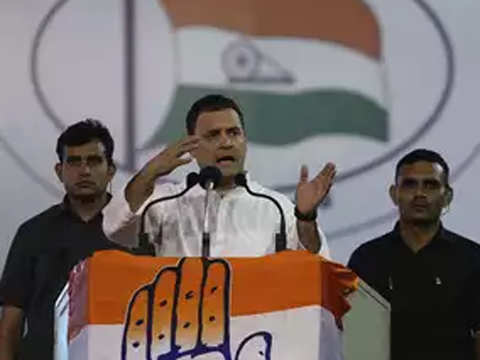 Government gave crores of rupees to Ambani & Mallya, but promised just Rs 3.50 a day to farmers: Rahul Gandhi