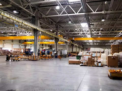 Warehousing may pull in $10 billion in next 4-5 years