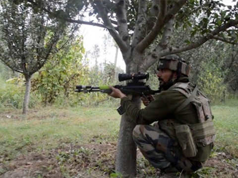 3 Jaish terrorists & Army major killed in Pulwama encounter