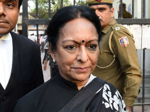 HC grants interim protection to Nalini Chidambaram from arrest in Saradha chit fund scam