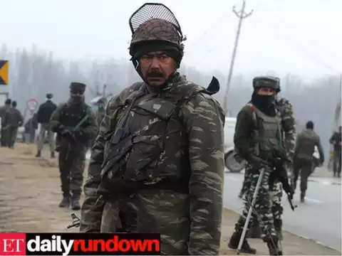 ET Podcast: A big kill in Pulwama & when Metro was told to tone it down