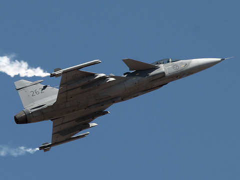 Saab proposes to make 96 Gripen jets in India to win Air Force deal