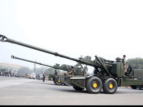 Ordinance Factory Board gets nod for producing long-range artillery gun 'Dhanush'
