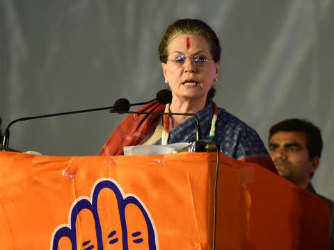 Sonia Gandhi not retiring, to contest from Rae Bareli