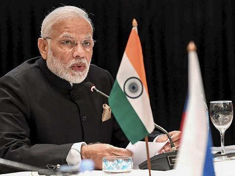 PM Narendra Modi, 4 key ministers to speak at ET GBS 2019