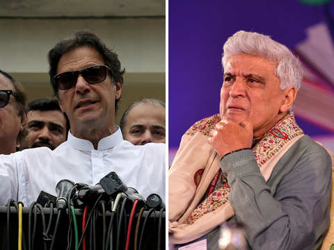 Javed Akhtar lambasts Imran Khan's Pulwama speech: He has thrown a no-ball