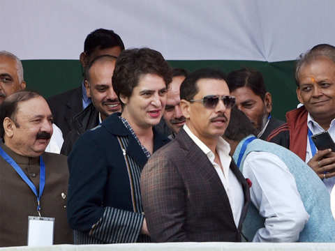 Robert Vadra grilled by ED for 3 hrs in money-laundering case; to join probe again