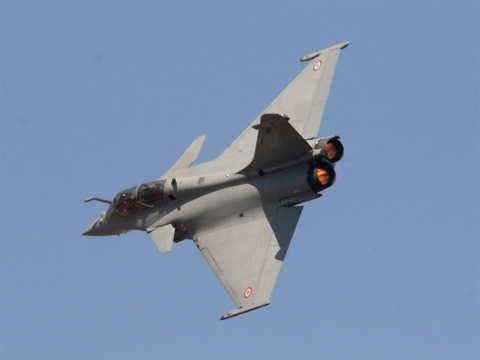 Rafale steals the show at Aero India