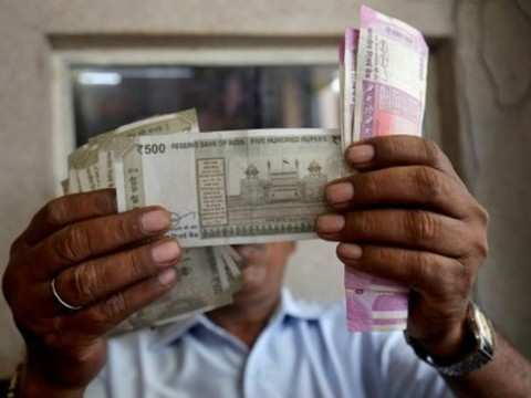 Rupee opens 6 paise up at 71.05 against dollar