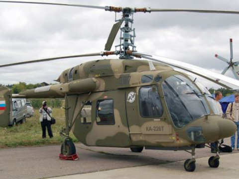 Russian Helicopters identifies potential partners in localisation of Ka-226T chopper
