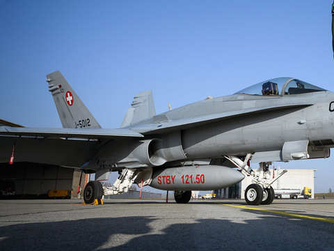 "Boeing holds talks with HAL and MDS on F/A-18 Super Hornet ""Make in India"" plan"