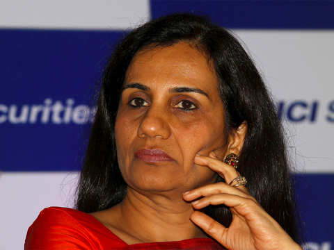 ICICI probe widens, Chanda Kochhar, husband get look out notices