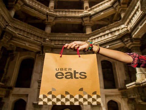 Uber may deliver its food business to Swiggy