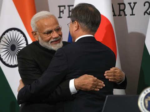 PM Modi receives Seoul Peace Prize for 2018
