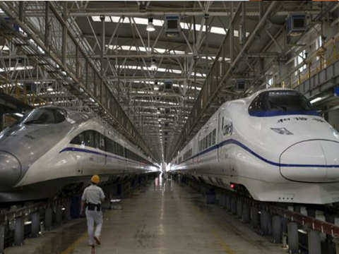 1 in works, railways to study 10 more bullet train corridors