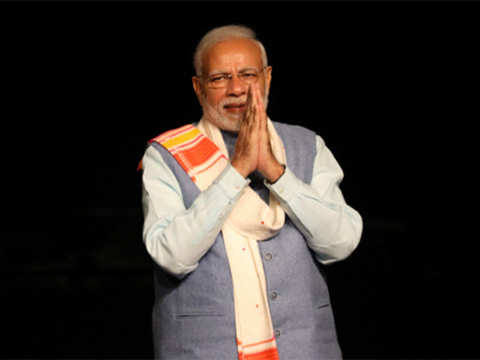 Divine power always there to save world from enemies of humanity: PM Modi