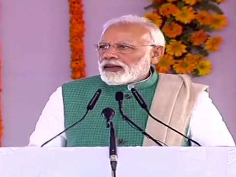 'Made in Amethi' AK-203s to give security forces edge in fight against terror: PM Modi