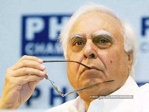 After Digvijay Singh, Kapil Sibal demands proof of IAF strike on Jaish camp