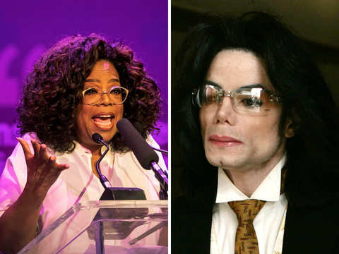 Did 'Leaving Neverland' change Oprah Winfrey's opinion of Michael Jackson?