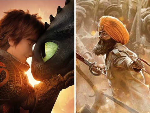'How to Train Your Dragon: The Hidden World' India release to clash with 'Kesari' on March 21