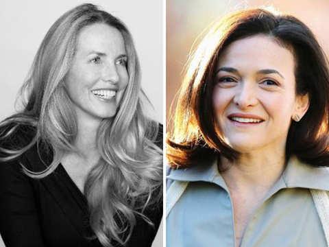 World's richest women in tech: Steve Jobs's widow Laurene Powell leads with $18.5 bn, Sheryl Sandberg at 10th spot with $1.6 bn