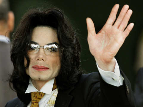 #MJINNOCENT: London buses carry posters claiming Michael Jackson was innocent of allegations